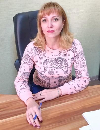 Прищепчук Олена Вікторівна